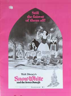 Snow White Theater Promo Kit