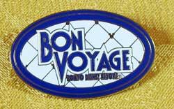 Tokyo Disney Resort Bon Voyage Pin image