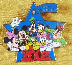 History of Art Fab 6 & Big Pete 2002 Pin image
