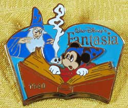 History of Art Fantasia Pin