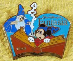 History of Art Fantasia Pin image