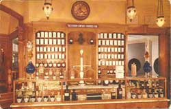 Upjohn Disneyland Pharmacy Postcard