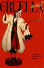 WDCC Cruella de Vil Figure Postcard image