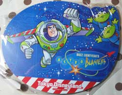 Toy Story Buzz Astro Blaster Mouse Pad - JAPAN image