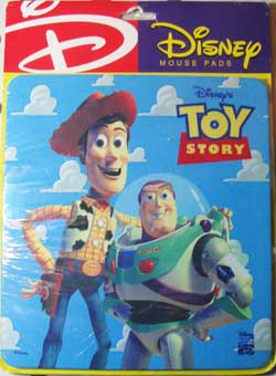 Toy Story Disney Store Mouse Pad image