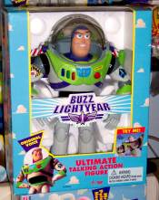 Original Toy Story Talking Buzz Lightyear