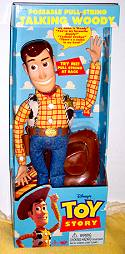 Toy Story Poseable Talking Woody