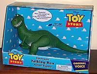 Toy Story Talking Rex image