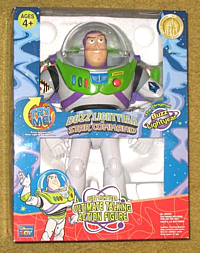 Click Here to See Toy Story Star Command Talking Buzz Lightyear