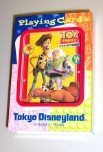 Toy Story Tokyo Disneyland Playing Cards image