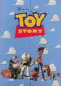 1995 Toy Story El Capitan Theater Program