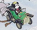 Mickey Mouse Die-Cast Tin Lizzie Car image