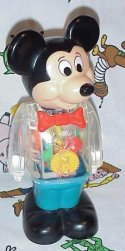Mickey Mouse Mr. Machine-style Robot Toy image