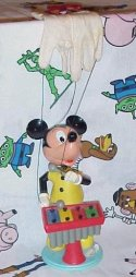 Mickey Mouse Toy Marionette image