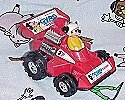 Mickey Mouse Vintage Race Car image
