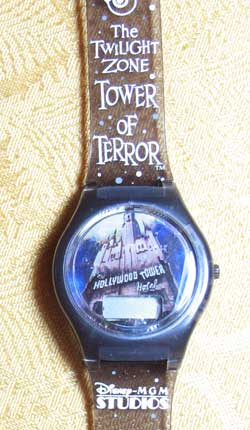 WDW Tower of Terror 1st Day Watch image