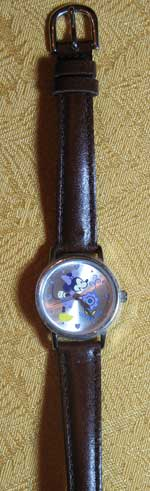 Minnie Mouse Ladies Watch