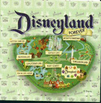 Disneyland Forever CD