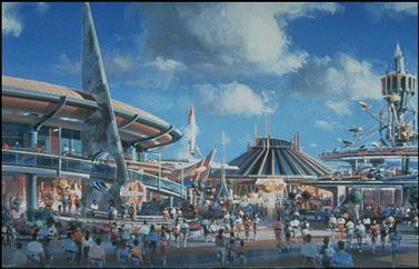 Innoventions in Disneyland