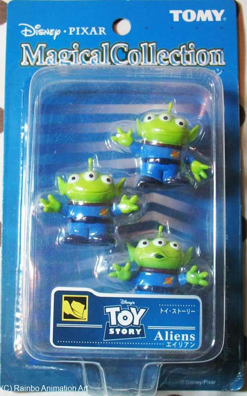 Its Magical Toys : Toy story magical collection alien figures japan