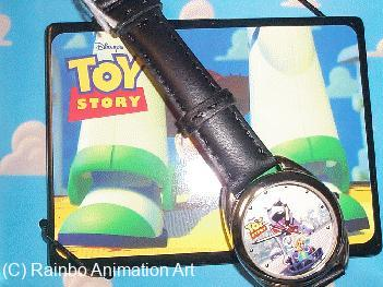 Toy Story Fossil Lunchpail Watch - Scud Chase