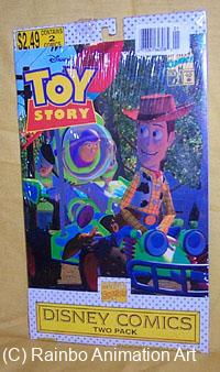 Toy Story Comic Books - Two Pack