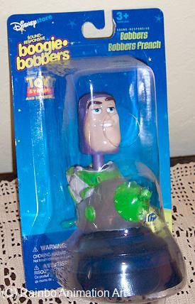 Toy Story Buzz Boogie-Bobbers Toy image