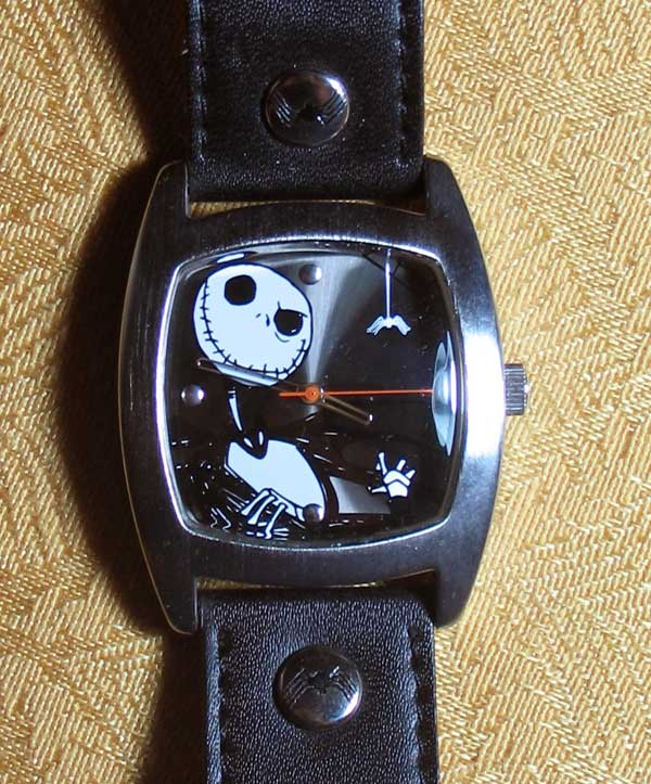 Nightmare Before Christmas 10th Anniversary Watch - Disney Watches