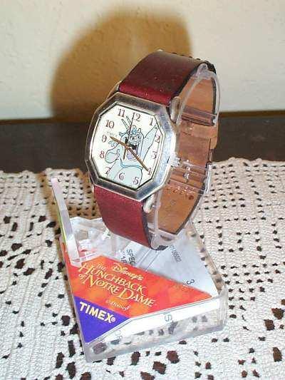 Hugo The Gargoyle Timex Watch image